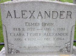Clara <I>Fisher</I> Alexander