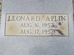 Leonard Aplin