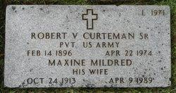 Robert Valentine Curteman, Sr