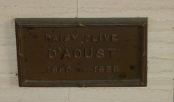 Daisy Olive <I>Heritage</I> D'aoust