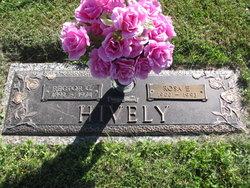 Rosa E <I>Wright</I> Hively