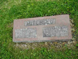 Elmyra Blanche <I>Genett</I> Mitchell