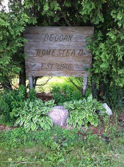 Beggan Homestead Cemetery