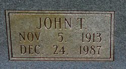 John Thomas McAlister
