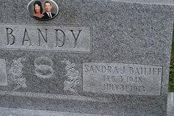 Sandra Jean <I>Bailiff</I> Bandy