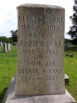 George Henry Carr, Sr