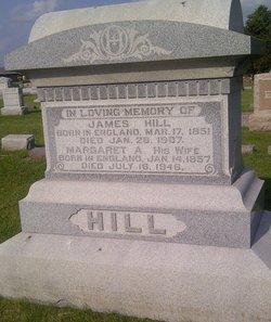 Margaret Alice <I>Liddle</I> Hill