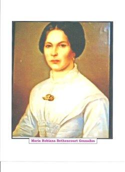 Maria Robaina <I>Bethencourt</I> Armas