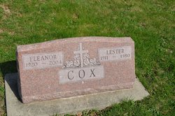 Eleanor R. <I>Stouffer</I> Cox