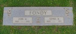 John Marvin Fondy