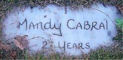"Amanda ""Mandy"" Cabral"
