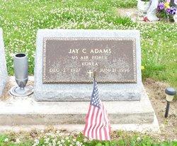 Jay Curtis Adams
