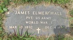 Pvt James Elmer Hall, Sr
