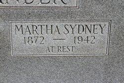 Martha Sydney <I>Ingram</I> Alexander