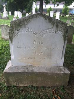 Mary Crawford Stribling <I>Pennybacker</I> Allen