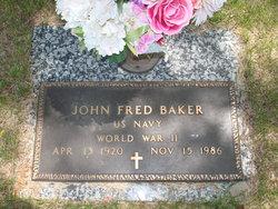 John Fred Baker