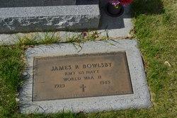 James Raymond Bowlsby