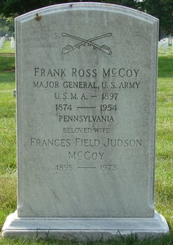 MG Frank Ross McCoy