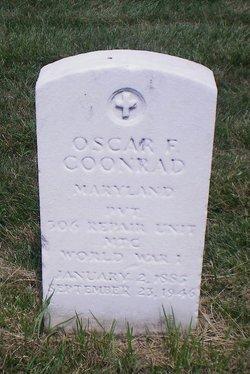 Oscar Frederick Coonrad