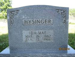 Ida Mae <I>Livesay</I> Hysinger
