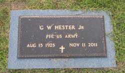 George Washington Hester Jr.