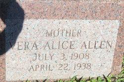 Vera Alice Allen