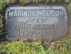 Marinda <I>Nelson</I> Beamer