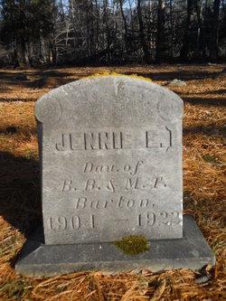 Jennie E. Barton