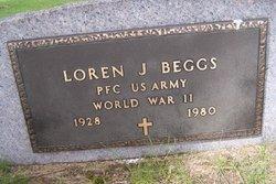 Loren J Beggs