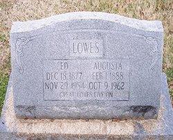 Augusta <I>Grebe</I> Lowes