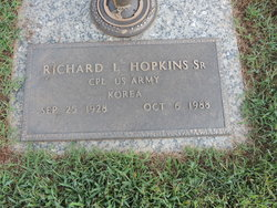 Richard Lee Hopkins, Sr