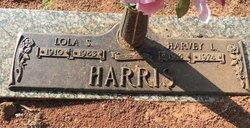 Harvey Lee Harris