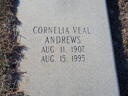 Cornelia <I>Veal</I> Andrews