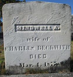 Mrs Mindwell A <I>Alexander</I> Beckwith