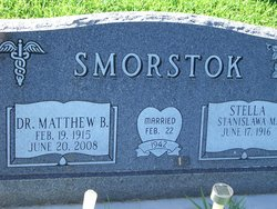 Dr Matthew B Smorstok