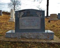 Delbert F Taylor