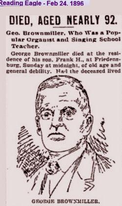 George Brownmiller