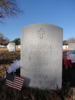 George Brooks, Sr