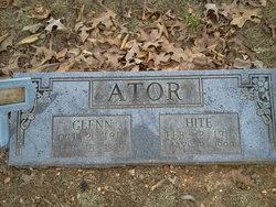 Glenda <I>Brooks</I> Ator