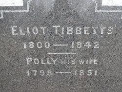 Polly <I>Chadbourne</I> Tibbetts