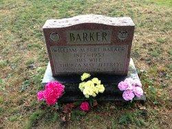 Thurza May <I>Jeffrey</I> Barker