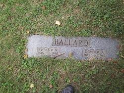 Chester W Ballard