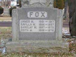 James M. Fox