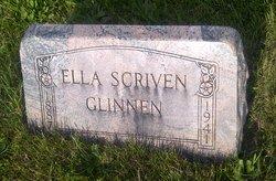 Ella <I>Scriven</I> Glinnen