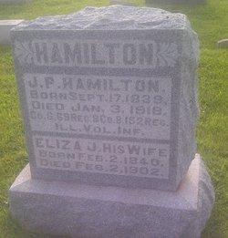 Eliza J. Hamilton