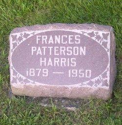 Frances <I>Patterson</I> Harris