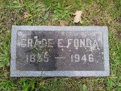 Grace Elizabeth <I>Abraham</I> Fonda