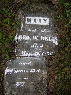 Mary <I>McKane</I> Bell
