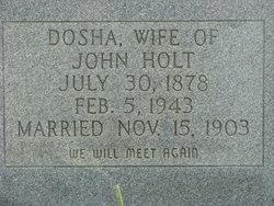"""Theodoshia """"Doshia"""" <I>Jolly</I> Holt"""