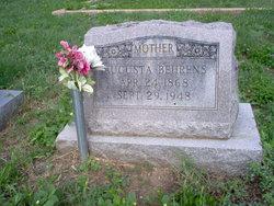Louise Augusta <I>Bartz</I> Behrens